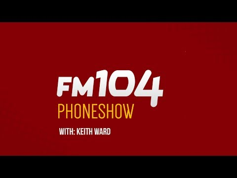 FM104 Phoneshow - Parking In Disabled Spot