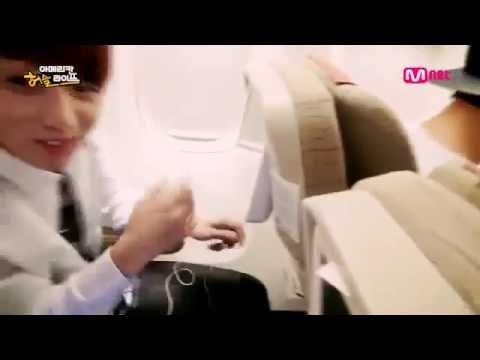 Jungkook BTS singing INFINITE MAN IN LOVE SONG