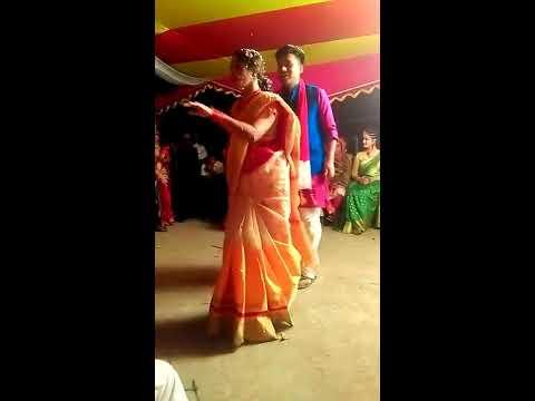 Bangladeshi Holud wedding dance with Dard kara(Tu Meri prem ki vasa-Kumar sanu) song