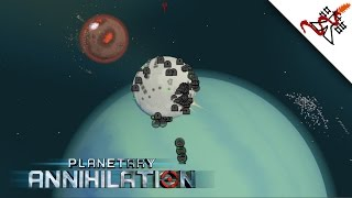 Planetary Annihilation - 3vs3 Amazing Multiplayer Combat Gameplay