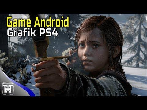 PS 4 Atau ANDRID?? 5 Game ANDROID Dengan Grafik Terbaik