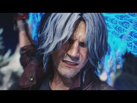 Devil May Cry 5 - All Dante Scenes