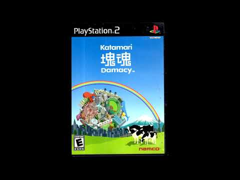 Unused Music from Katamari Damacy