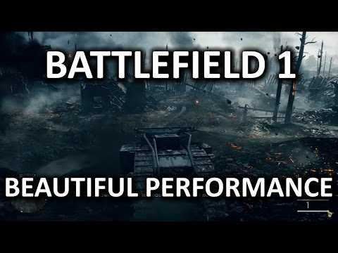 Battlefield 1 Video Card Showdown - Surprisingly Compatible