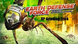 "Earth Defense Force Insect Armageddon ""XP Grinding Tip"""