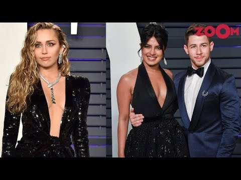 Priyanka Chopra bonds with Nick Jonas' ex Miley Cyrus on social media Mp3