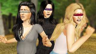 Kardashians in Bird Box