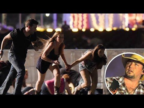 Celebs React to Las Vegas Shooting at Jason Aldean Concert