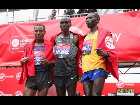LONDON MARATHON 2018: GREATEST MARATHON RACE IN HISTORY? FAR