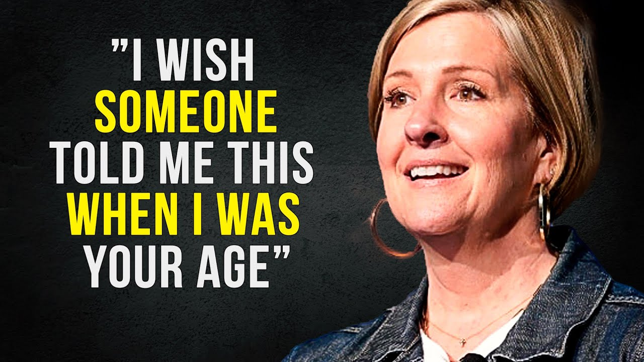Download Brené Brown's Life Advice Will Leave You SPEECHLESS (MUST WATCH)