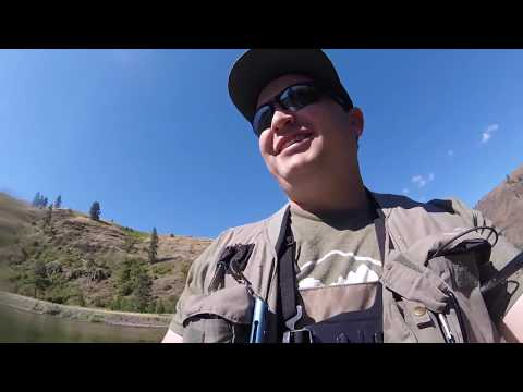 BBG Fly Fishing The Grande Ronde River