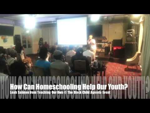 Teaching Our Own At The Black Child Agenda Event June 2014 London