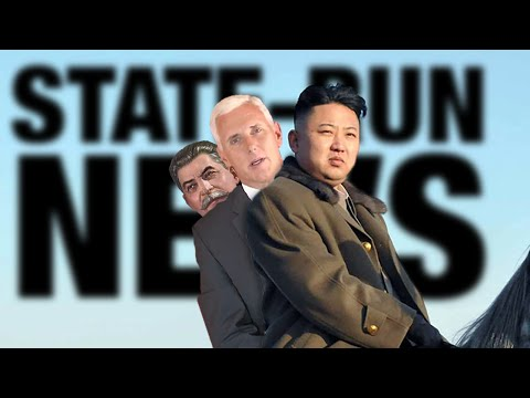 GOP Governor Goes Full North Korea With His Own News Agency