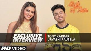 Exclusive Interview: Urvashi Rautela & Tony Kakkar | Bijli Ki Taar