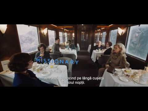 Murder on the Orient Express trailer subtitrat in romana