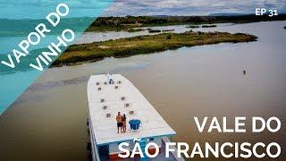 VAPOR DO VINHO PASSEIO E BANHO NO RIO   VALE DO SÃO FRANCISCO EP 5   COMO CHEGAR 31