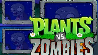 All MINIGAMES Part 6   Invisi-Ghoul!!   Invisible ZOMBIES   Plants vs Zombies