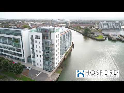 Waterfront Apartment, 23 Portview House, Dublin 4