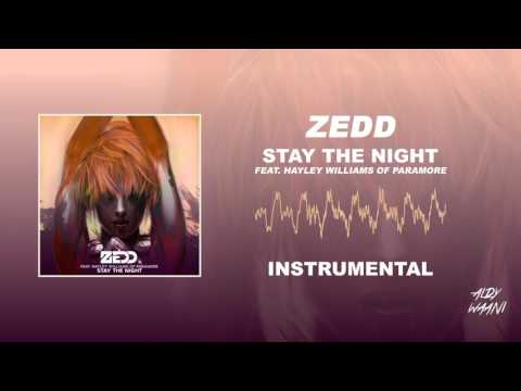 Zedd - Stay The Night ft. Hayley Williams (Aldy Waani Instrumental Remake) + FREE DL