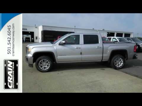 2015 gmc sierra 1500 conway ar little rock ar 5gt6422 sold youtube. Black Bedroom Furniture Sets. Home Design Ideas