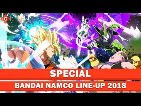 Kuro zockt die neusten Games von Bandai-Namco! | Special