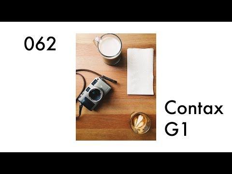 026: Contax G1 (a Tragic Story)