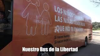 El Bus de la Libertad visita Galapagar