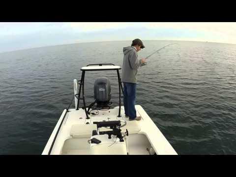 Offshore Reef Fishing: Giant Redfish on the Big Boy Baits Georgia Jumbo-GoPro Hero3+