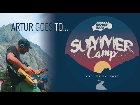 Rockin'1000 Summer Camp - Artúr Kátai
