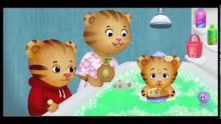 Daniel Tiger's Neighborhood ''Bathtime Helper'' Games thumbnail