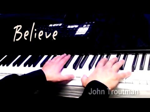Believe Cher Piano