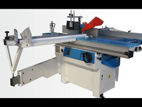 Combination woodworking machine ML310K from Jaya International ...