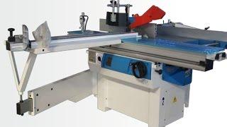 Combination woodworking machine ML310K from Jaya International