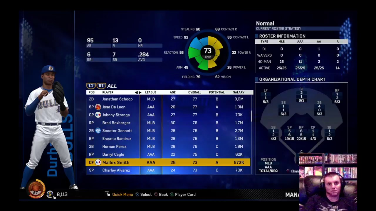 MLB The Show 17 PS4 Franchise as Yankees 2019 Game 16