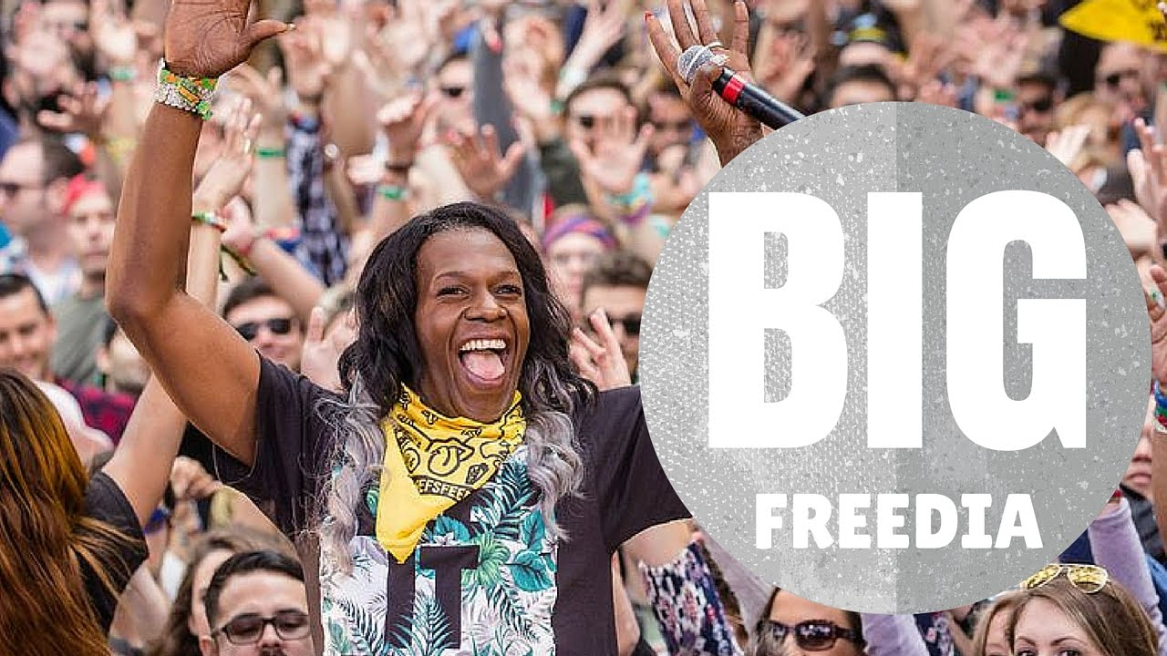big freedia azz everywhere & beignets - youtube