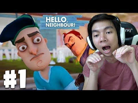 Tercyduk Bapake - Hello Neighbor Indonesia (Act 1 End)