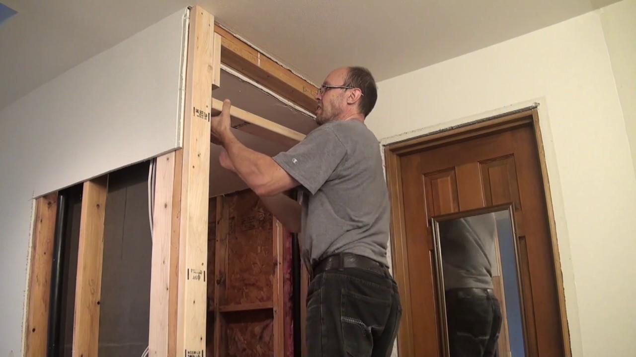 How To Frame In A Closet - Frame Design & Reviews