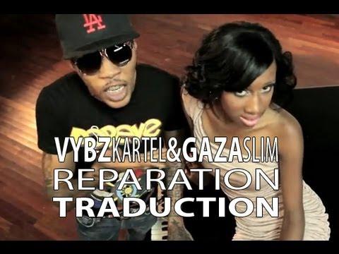 Vybz Kartel & Gaza Slim - Reparation VOSTFR (Banni des ondes en Jamaïque)