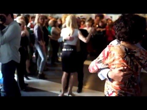 Tango DEMO (improvisation) European Commission - DG Grow spring party