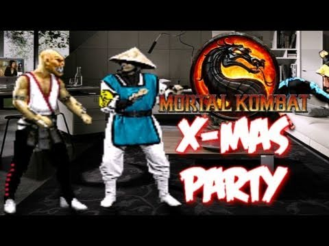 Mortal Kombat - EP #04: Christmas Party