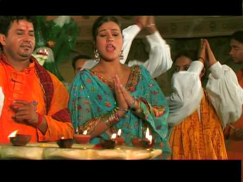 Miss Pooja | Manjit Rupowalia | Mata Chintpurni | Sifftan darbar diyan | Mata Bhajan 2014