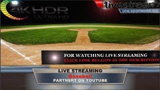 Oakland Vs Detroit 'Baseball MLB -Live Stream (2018)