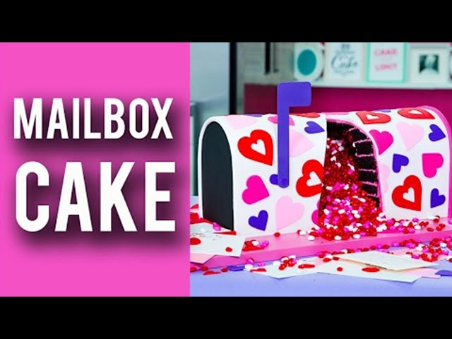 how-to-make-a-valentines-mailbox-cake-rich-chocolate-cake-overflowing-with-candy-hearts