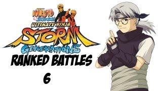 Naruto Shippuden Ultimate Ninja Storm Generations - Ranked Battles 6: Kabuto Edition!