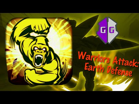 Warriors Attack: Earth Defense Hack - Game Guardian