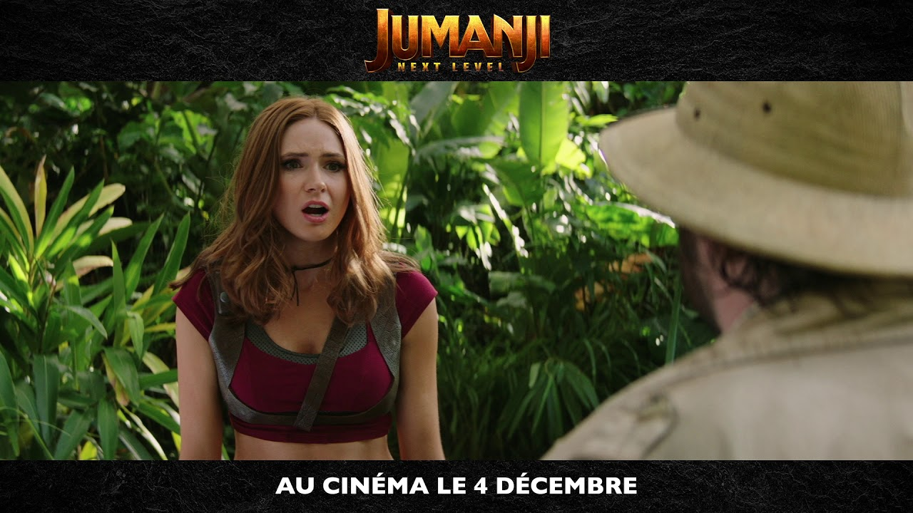"Jumanji : Next Level - TV Spot ""Get Ready"" 20s"