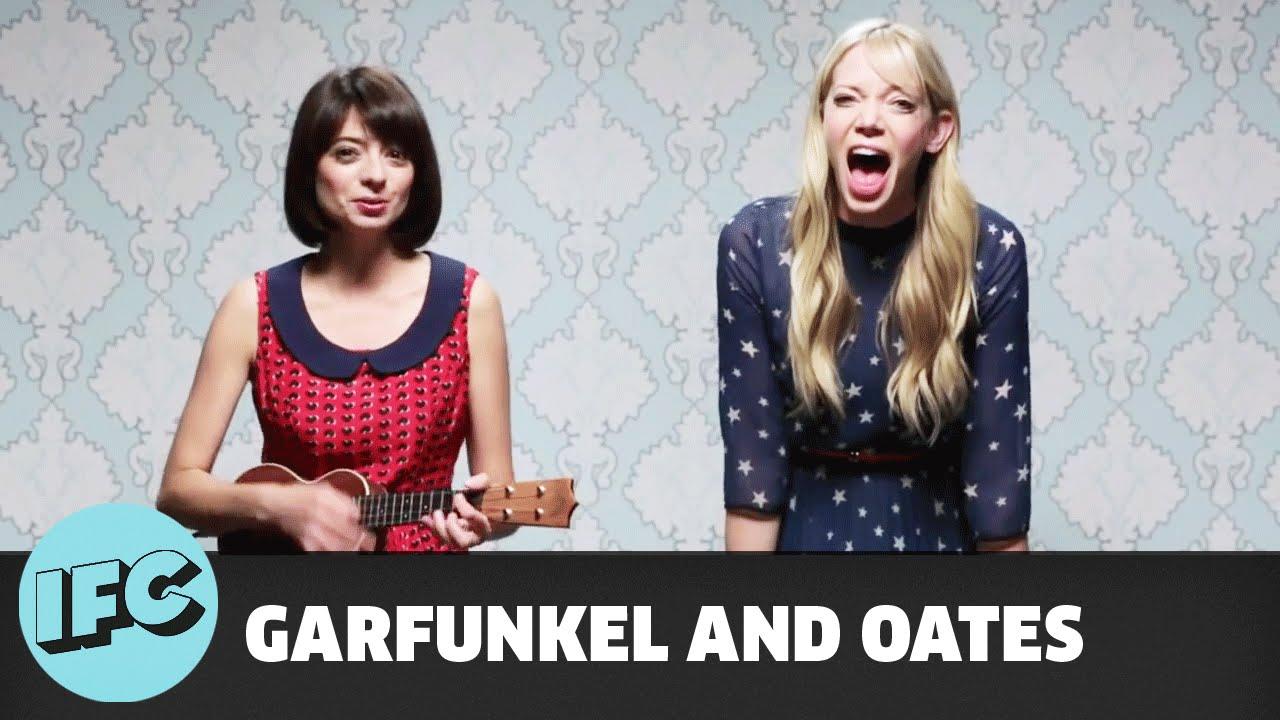 Garfunkel and Oates | The Sofa Sessions: 29/31 | IFC - YouTube