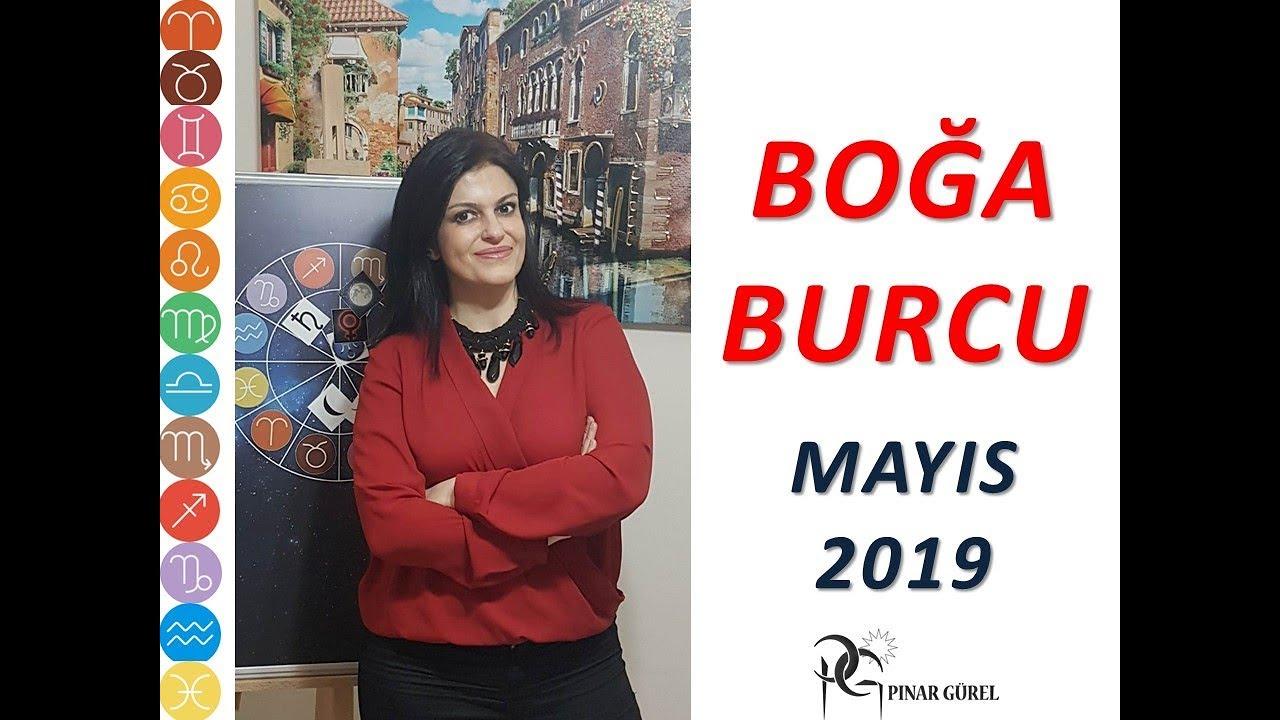 Boğa Burcu Mayis 2019 Astroloji Youtube