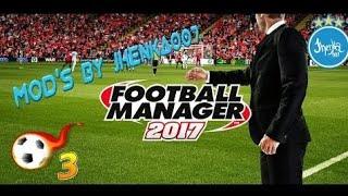 Football Manager 18 || MEGA | MOD True Football 3 | By Jhenka 007 | Inside Football