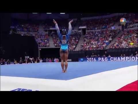 Simone Biles - Rio 2016 - GOLD MEDAL